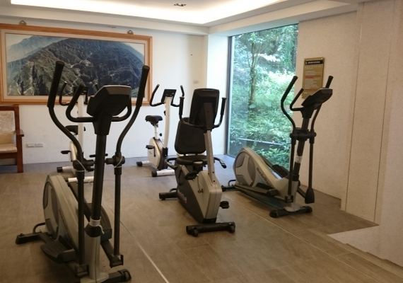 【Theme Hall】Fitness area