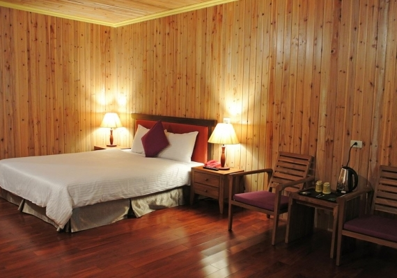 【Log Cabin】Double Room